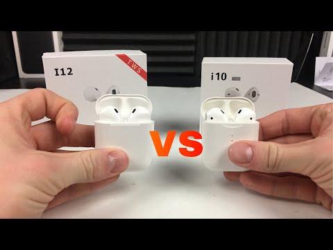I12-Tws VS i10-Tws