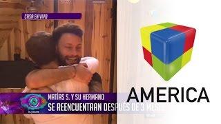 Cover images El pedido de Matías S tras el emotivo reencuentro con su hermano en el ático
