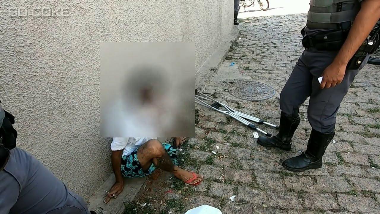 DIA DE POLÍCIA - TRABALHADOR AO EXTREMO