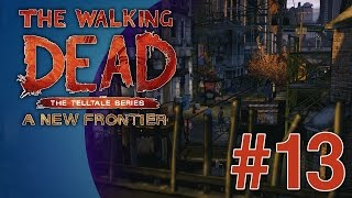 The Walking Dead: A New Frontier #13 - Escape thumbnail
