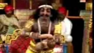 YAKSHAGANA - Nagavalli by Perduru Mela 01