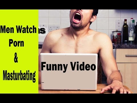 Can men watch porn without masturbating