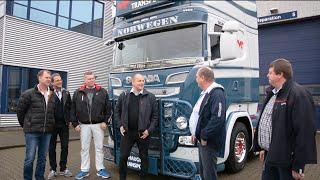 Scania leverer ny superopbygning - R 580 V8