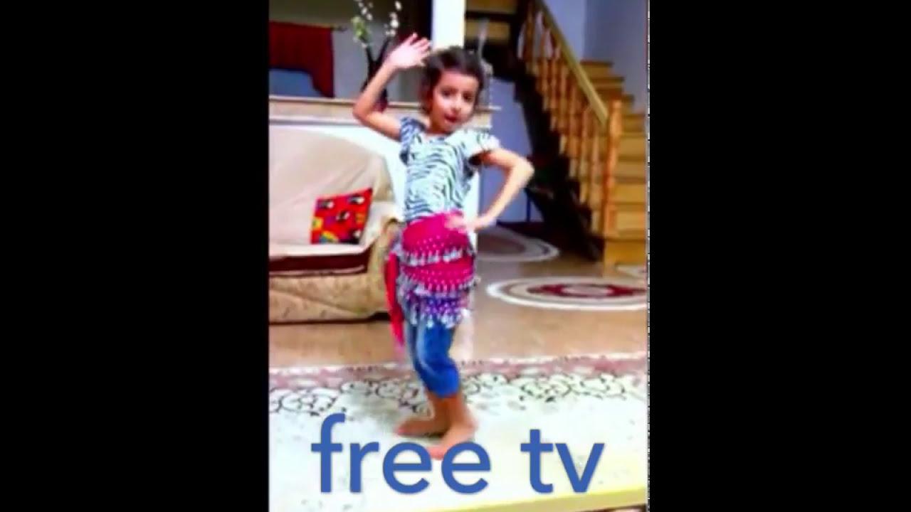persian kid dancing :رقصه زیبای دختر کوچولو