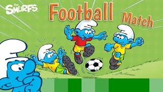 Play with The Smurfs: Football Match • Os Smurfs