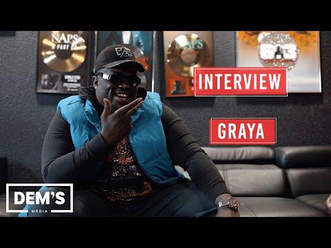 Youtube: GRAYA: Son album étoile noire, 13 Organisé, Jul, Son Parcours, Les feats – Itw