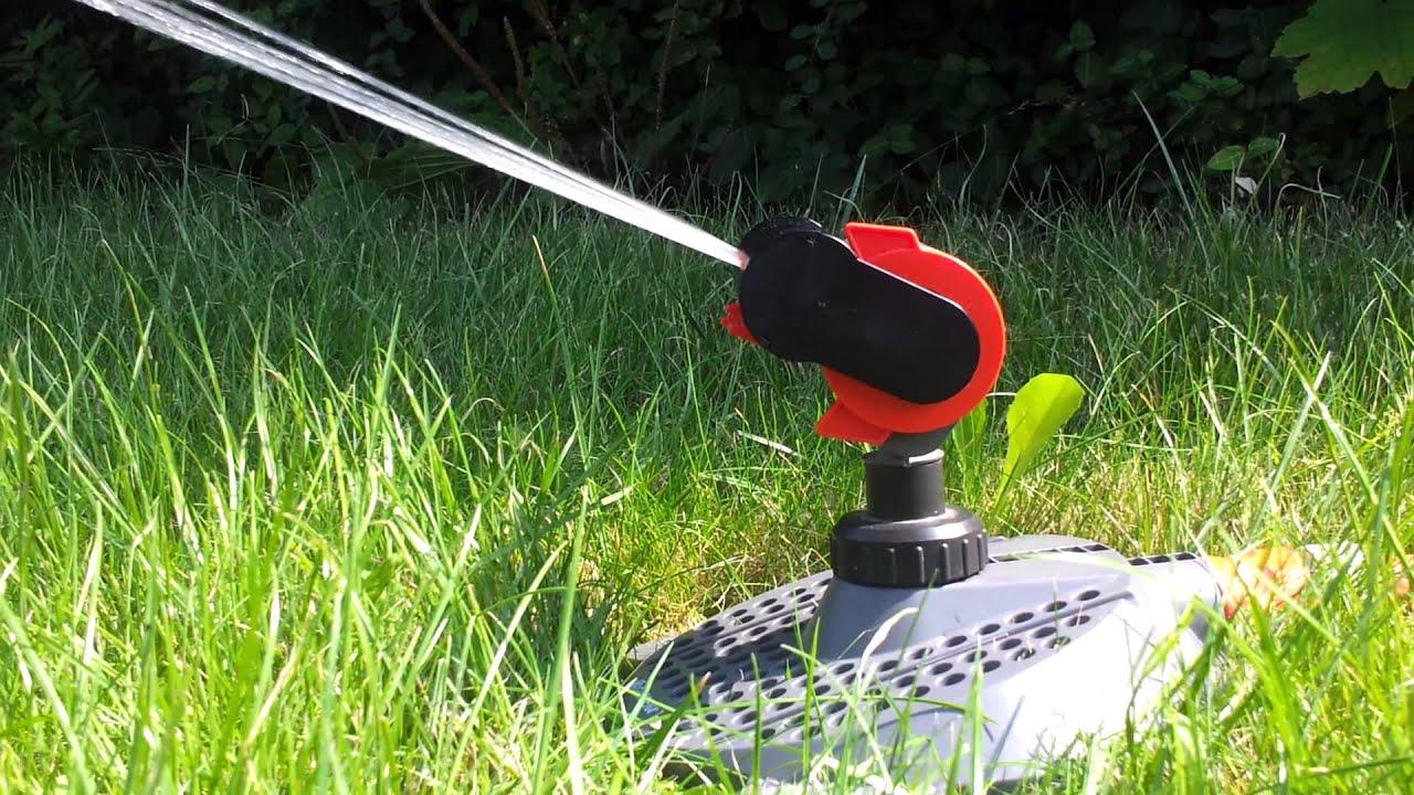 Gardena sprinkler affordable no required maintenance the