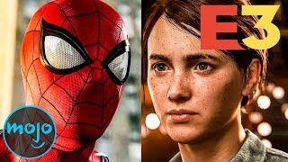 Top 10 E3 2018 Trailers