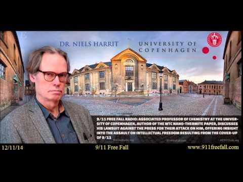 9/11 Free Fall 12/11/14: Dr. Niels Harrit