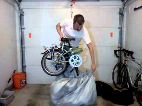 Covers For Dahon Folding Bicycle Youtube