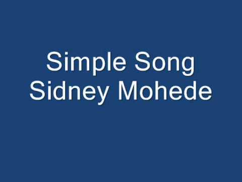 Simple Song - Sidney Mohede.wmv