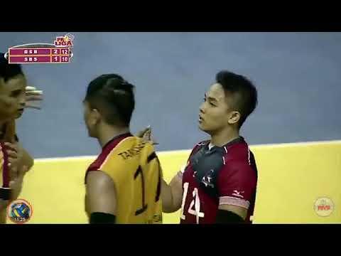 Set ke 4 BHAYANGKARA SAMATOR VS BANK SUMSEL !! PROLIGA 2018