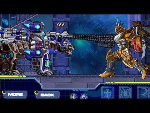 Game Vui Cho Bé - Lắp Ráp RoBot Bọ Cạp Biến Hình ( Robot Scorpion )