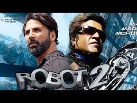 Robot 2 || trailer  2017 Rajinikanth  Akshay kumar
