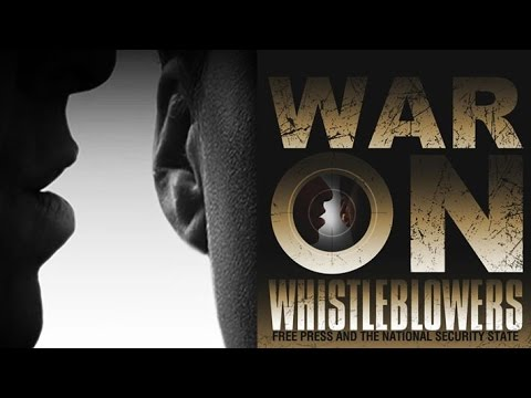The War on Whistleblowers: Robert Greenwald