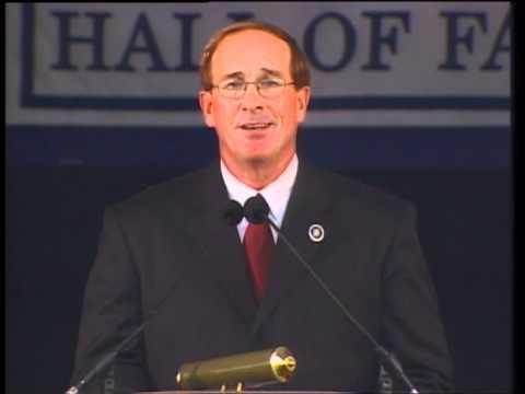 Gary Carter - Baseball Hall of Fame Induction Speech