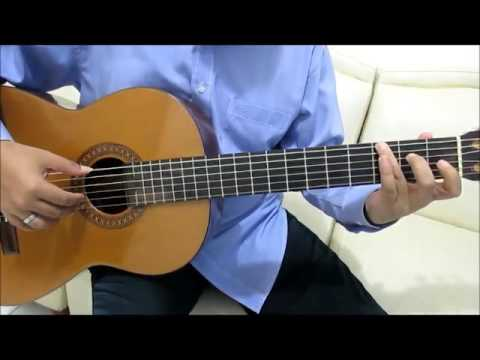 Adele All I Ask Guitar Tutorial No Capo ( Intro ) - Guitar Lessons for Beginners