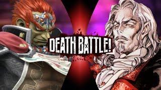 Reaction to Death Battle Ganondorf vs Dracula