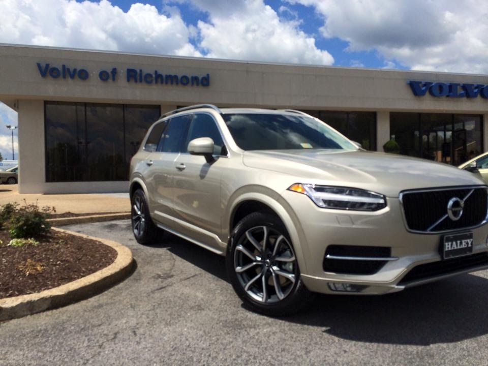 2016 volvo xc90 t6 awd momentum walkaround start up tour and overview youtube. Black Bedroom Furniture Sets. Home Design Ideas