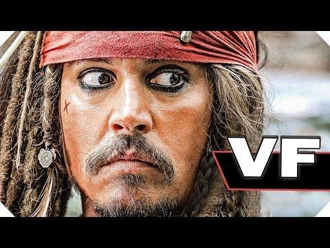 PIRATES DES CARAÏBES 5  NOUVELLE Bande Annonce VF 2017
