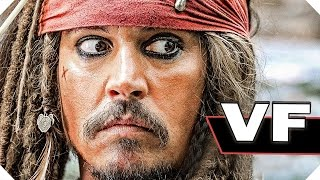 PIRATES DES CARAÏBES 5 - NOUVELLE Bande Annonce VF (2017) streaming