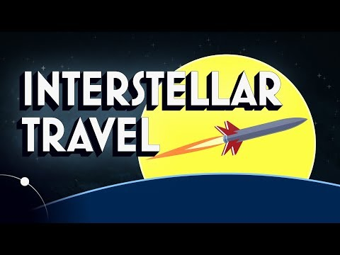 Interstellar Travel with Wendover and Neil Tyson