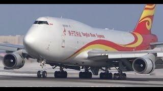 Yangtze River Express Cargo Boeing 747-400 (B-2432) - Chicago O