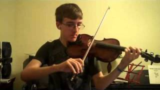 Repeat youtube video Eleanor Rigby (The Beatles) on Violin