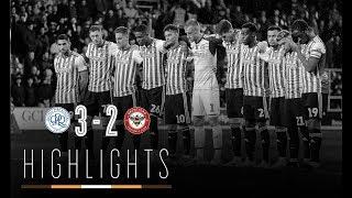 Match Highlights: QPR vs Brentford