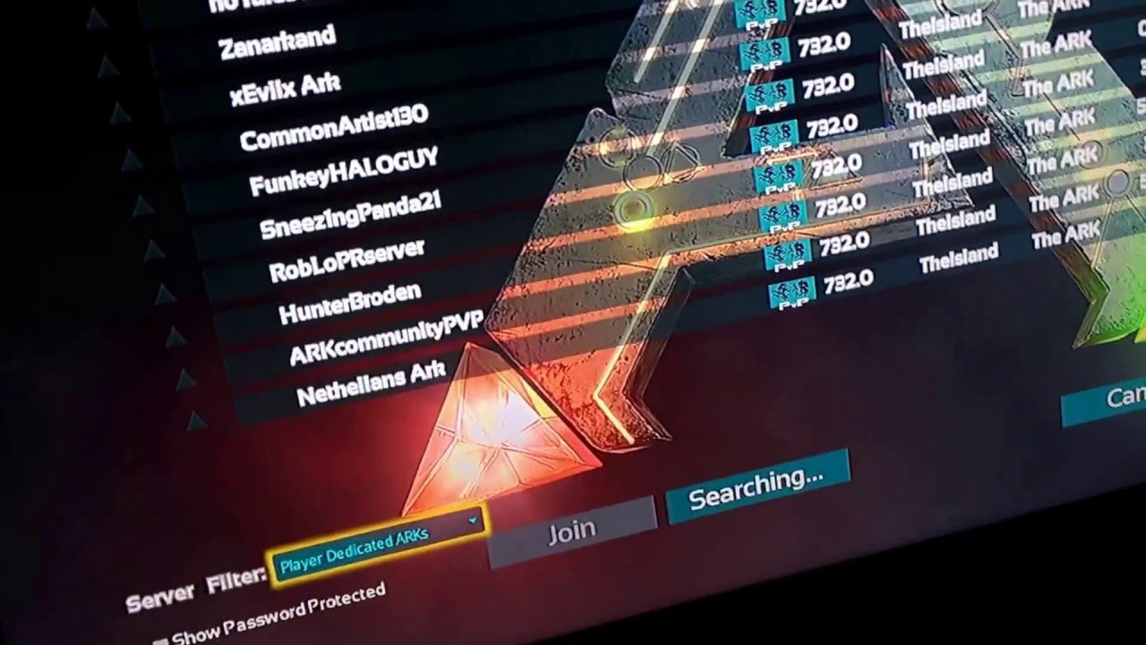 How to make player dedicated server ark xbox one