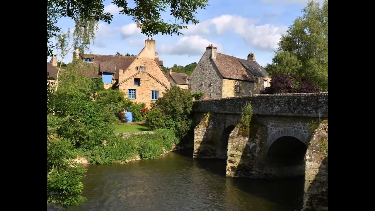 Saint c neri le g rei class parmi les plus beaux villages de france en norm - Les plus beaux villages de normandie ...