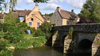 Saint Céneri le Gérei, classé parmi les plus beaux villages de France en Normandie