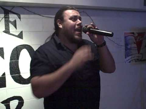 Hook by Blues Traveler Cover Song Karaoke By Miguel Joseph 6-17-09