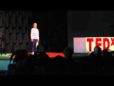 The importance of banning hydraulic fracturing (fracking): Siena Lorraine at TEDxVillageGate