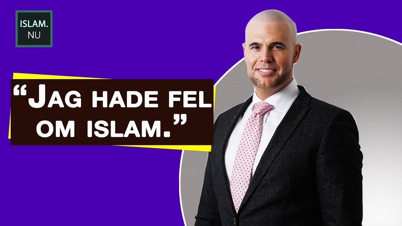 Islamofobiska politiker konverterar till islam