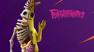 Fortnite Shorts - Peely Bone Rises