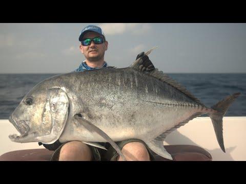 Fishing Andaman Islands 2020