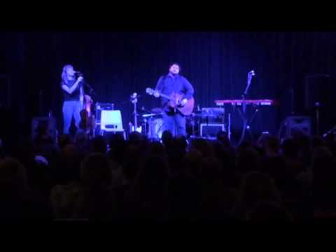 Chris T-T with Emily Barker -