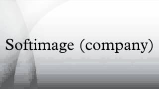 Softimage (company)