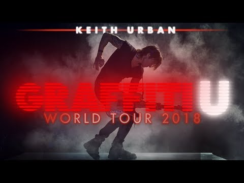 Keith Urban's GRAFFITI U WORLD TOUR