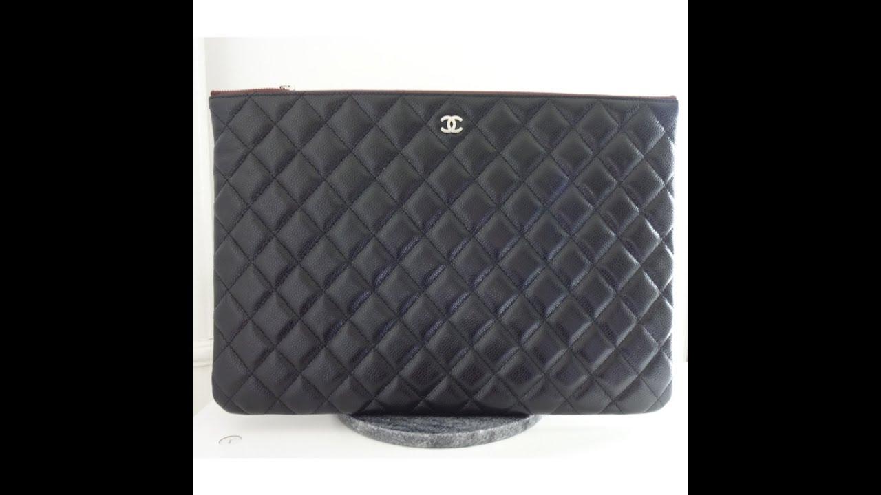e39460124bfaa5 Chanel O-case Review - YouTube