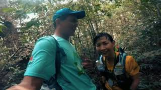 15-Dec'18 On On! 🏃🌿👏 #clip Penang Hash RainForest Challenge 2018
