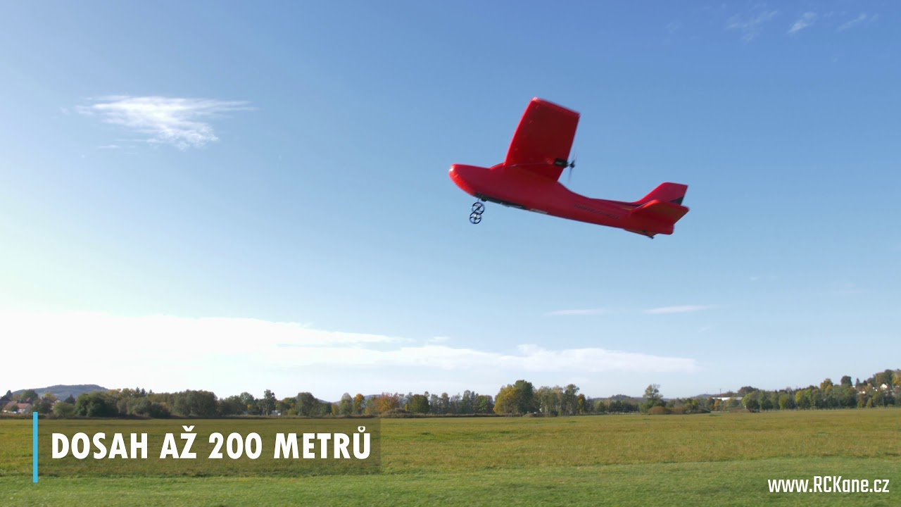 Letadlo na dálkové ovládání