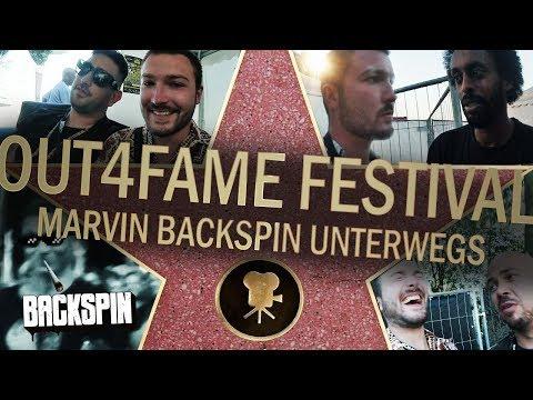 Out4Fame Festival 2018: Vega, Afrob, Pillath, Milonair u.v.m. | Marvin BACKSPIN Unterwegs