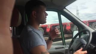 Длительный тест драйв автодома на базе Газель Next. Часть 2
