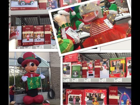 lowes christmas inflatables 2018 - What Time Does Lowes Close On Christmas Eve
