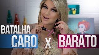 BATALHA CARO X BARATO POR ALICE SALAZAR