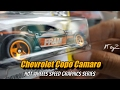 Another Beauty From Hot Wheels Speed Graphics Series : 13' Chevrolet Copo Camaro