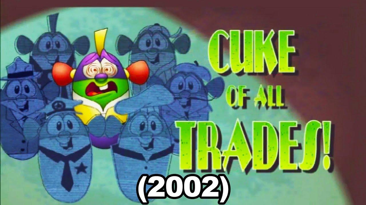 Cuke Of All Trades A Larryboy Super Short 2002