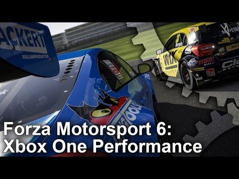 Ресурс Digital Foundry проверил стабильность работы демо-версии игры Forza Motorsport 6 в 60FPS